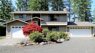 Shelton Single Family Home For Sale: 160 E Shamrock Dr