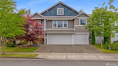 Orting Single Family Home For Sale: 1007 Eagle Ave SW