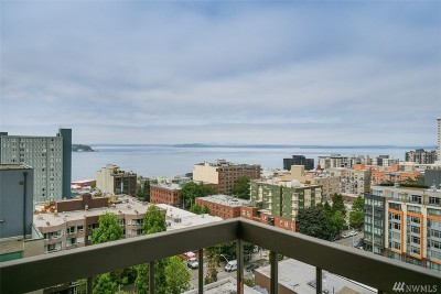 Condo/Townhouse Sold: 2201 3rd Ave #1404