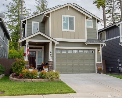 Single Family Home Sold: 3860 Portside Dr