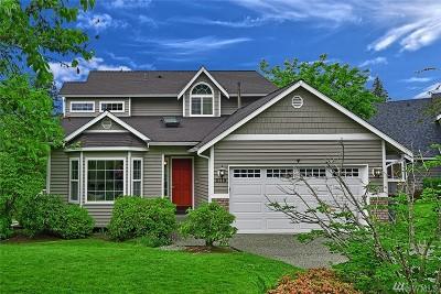 Lake Stevens Single Family Home Contingent: 2110 127th Dr NE