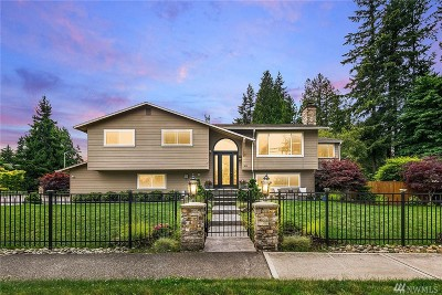 Edmonds Single Family Home For Sale: 804 15th St SW