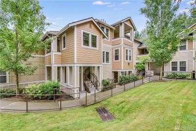 Redmond Condo/Townhouse For Sale: 8535 Avondale Rd NE #A202