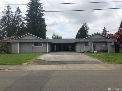 Elma Multi Family Home For Sale: 919 Harding Rd