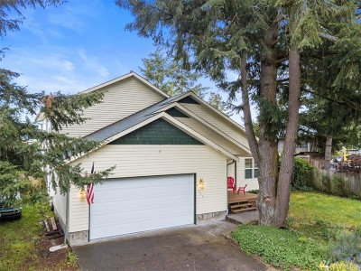 Rainier Single Family Home Pending Inspection: 206 Seattle St W