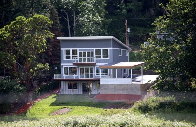 Anacortes Single Family Home For Sale: 13385 N Green St