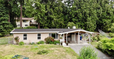 Woodinville Single Family Home For Sale: 15844 197th Place NE