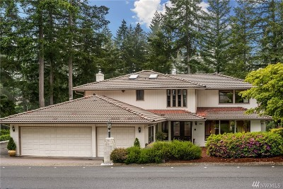 Mill Creek Single Family Home Contingent: 14824 24th Ave SE