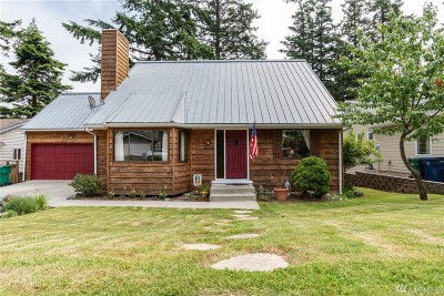Anacortes Single Family Home For Sale: 6119 Parkside Dr