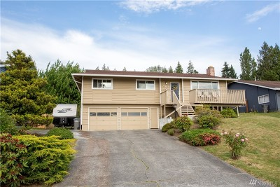 Mukilteo Single Family Home For Sale: 7705 46th Place W