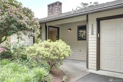Olympia Condo/Townhouse Pending Inspection: 1422 Evergreen Park Lane SW #3