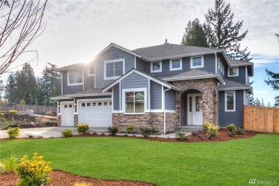 Renton Single Family Home For Sale: 6505 SE 2nd Place