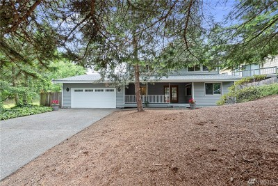 Bellevue Single Family Home For Sale: 4637 144th Place SE