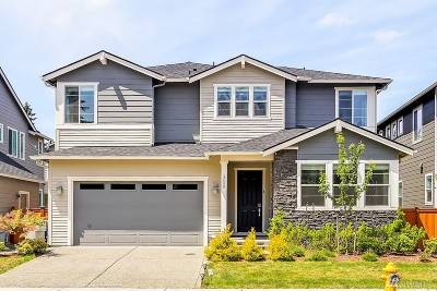 Renton Single Family Home For Sale: 309 Graham Ave SE