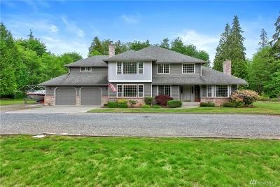 Marysville Single Family Home For Sale: 11815 81st Ave NE