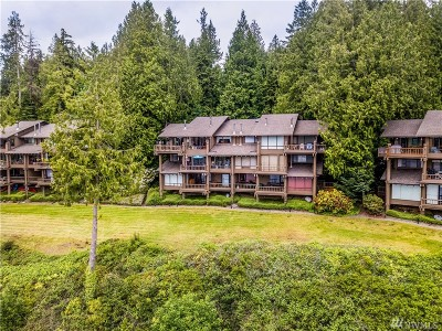 Port Ludlow Condo/Townhouse For Sale: 211 N Bay Lane #4
