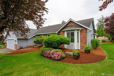 Lynnwood Single Family Home Contingent: 906 169th Place SW