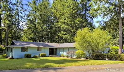 Lacey WA Single Family Home Sold: $325,000