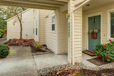 Issaquah Condo/Townhouse For Sale: 22567 SE 42nd Terr