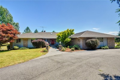 Enumclaw Single Family Home For Sale: 42720 196th Ave SE