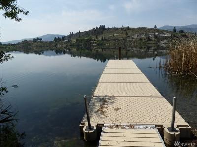 Chelan, Chelan Falls, Entiat, Manson, Brewster, Bridgeport, Orondo Residential Lots & Land For Sale: E Wapato Lake Rd