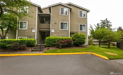 Federal Way Condo/Townhouse For Sale: 28712 18th Ave S #X304