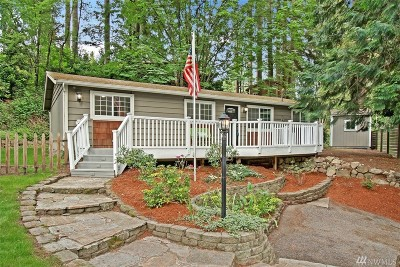 Woodinville Single Family Home For Sale: 15717 180th Place NE