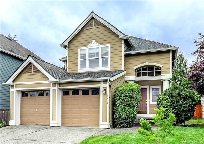 Sammamish Single Family Home For Sale: 25010 SE 42nd St