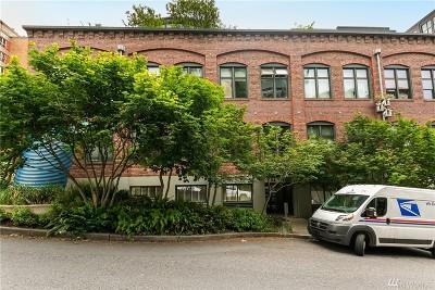 Condo/Townhouse For Sale: 81 Vine St #208