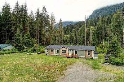 Granite Falls Single Family Home For Sale: 34504 Mountain Loop Hwy