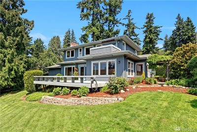 Edmonds Single Family Home For Sale: 18824 Olympic View Dr