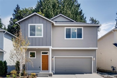 Marysville Single Family Home For Sale: 5725 88th Ave NE