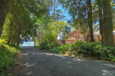 Bainbridge Island Single Family Home For Sale: 16435 Euclid Ave NE