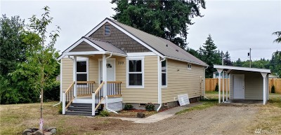 Grays Harbor County Single Family Home For Sale: 309 W Harris Ave
