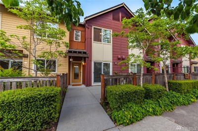 Issaquah Condo/Townhouse For Sale: 101 Sky Ridge Rd NW #502
