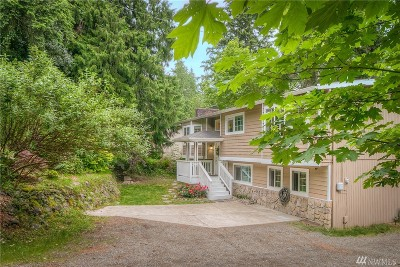 Issaquah Single Family Home For Sale: 975 Wildwood Blvd SW