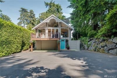 Bainbridge Island Single Family Home For Sale: 11570 Logg Rd NE