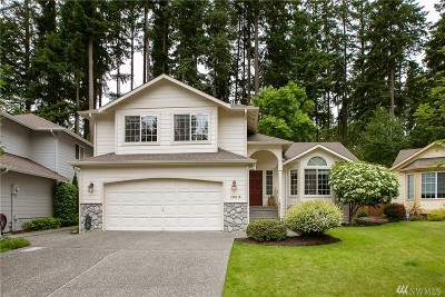 Bothell Single Family Home For Sale: 20018 34th Ave SE