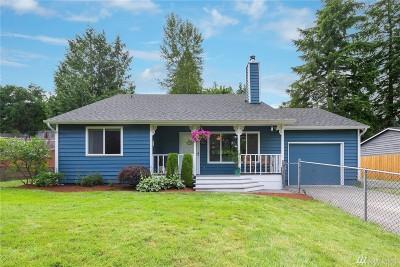 Lake Stevens Single Family Home For Sale: 822 S Davies Rd