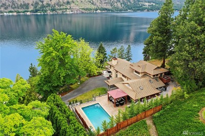 Chelan County, Douglas County Single Family Home For Sale: 385 Willow Point Rd