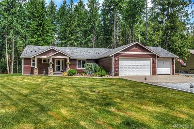 Pierce County Single Family Home For Sale: 7807 300th St Ct S