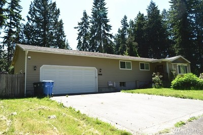 Puyallup Single Family Home For Sale: 9802 116th St E