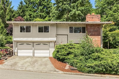 Bellevue Single Family Home For Sale: 12506 SE 4th Place