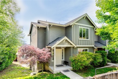 Lynnwood Single Family Home For Sale: 15623 44th Place W #B