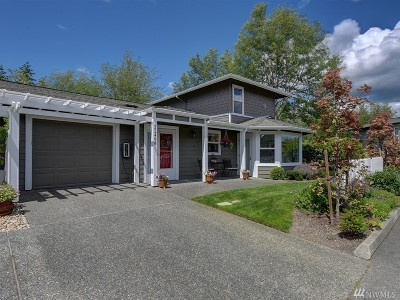 Issaquah Condo/Townhouse For Sale: 22498 SE 37th Terr