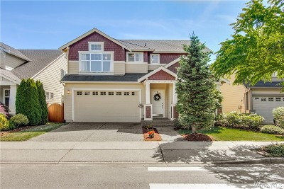 Issaquah Single Family Home For Sale: 1784 12th Ave NE