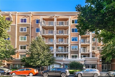 Condo/Townhouse For Sale: 1545 NW 57th St #606