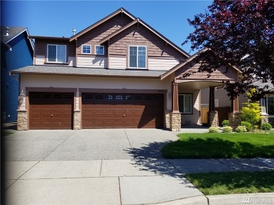 Marysville Single Family Home For Sale: 5709 119th Place NE