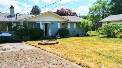 Tenino Single Family Home For Sale: 248 McClellen St SE