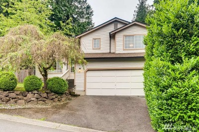 Sammamish Single Family Home For Sale: 1807 225th Place NE